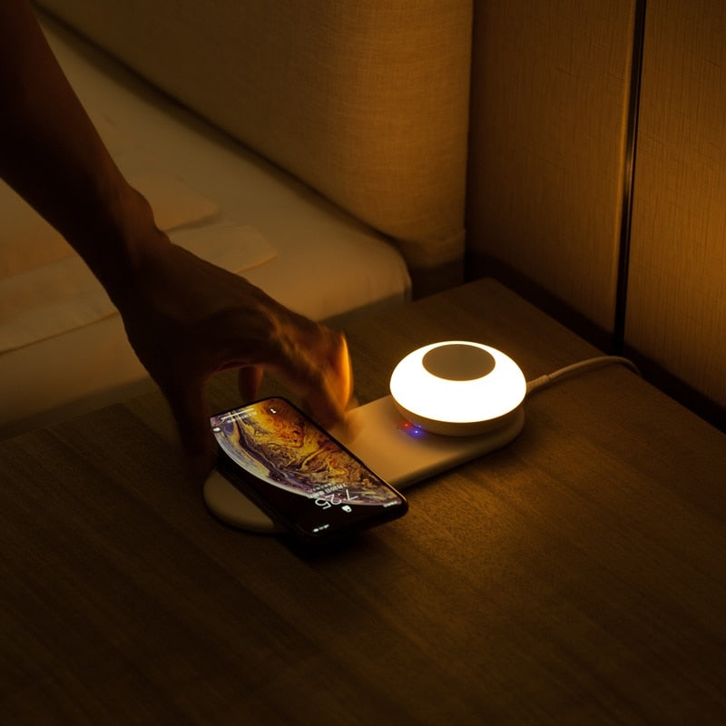 Multifunctional LED Lamp