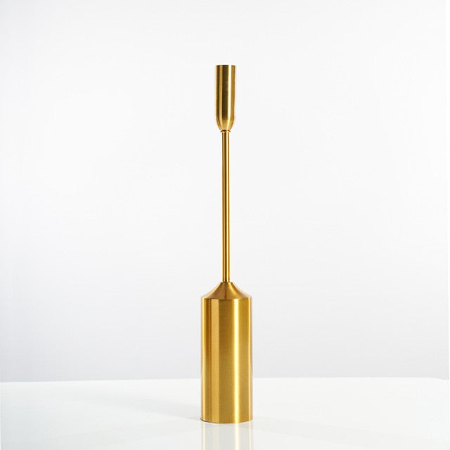 Golden Candlesticks