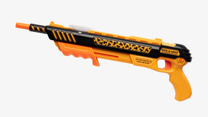 Yellow Bug-A-Salt gun