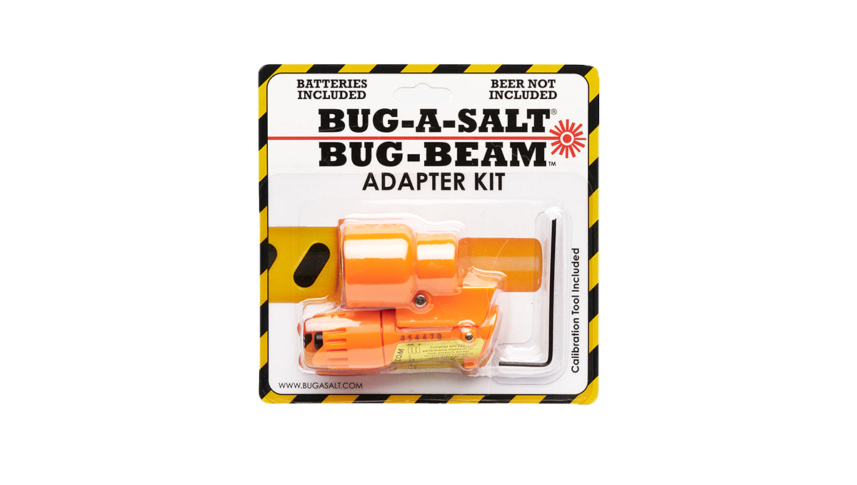 Limited Edition Clear 'Em Out + Orange Crush Buddy Deal Bug-Beam Combo (2 guns + 2 Beams!)