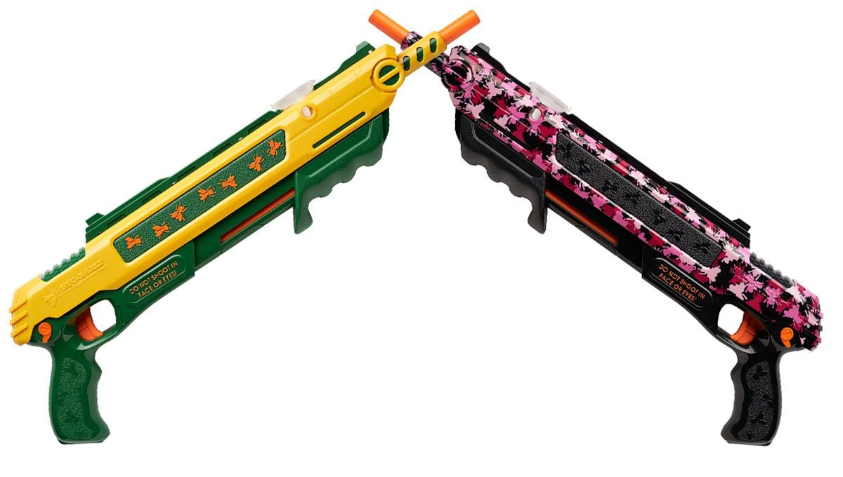 Pink Camofly Lawn & Garden 2.0 BUDDY DEAL! (2 guns!)