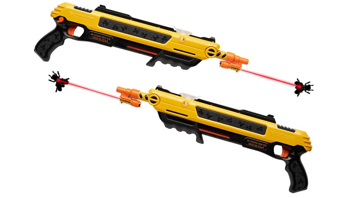 Yellow 2.0 -  Bug-Beam Buddy Deal (2 Guns + 2 Beams!)