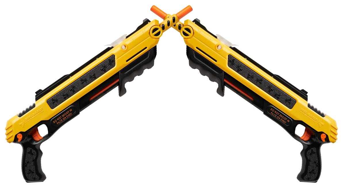 Bug-A-Salt 2.0 Yellow BUDDY DEAL! (2 guns!)