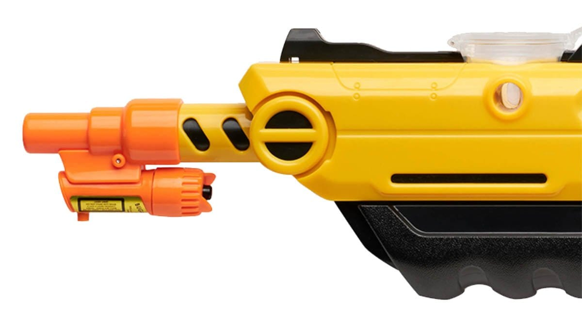 Bug-Beam Combo - Yellow 2.0  (1 Gun + 1 Beam!)