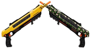 Camo + Yellow 2.0 BUDDY DEAL!  (2 Guns!)