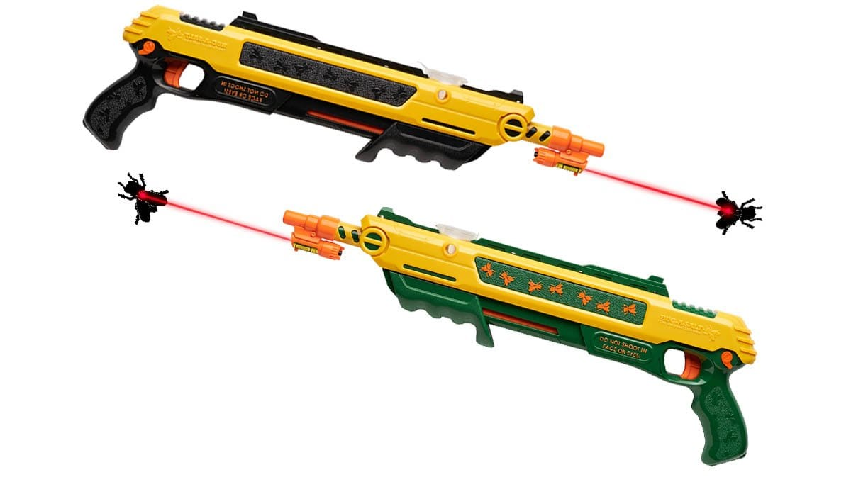 Yellow 2.0  +  Lawn & Garden - Bug-Beam Buddy Deal (2 Guns + 2 Beams!)