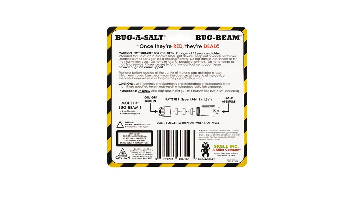 BLACK FLY 3.0 BUDDY DEAL BUG-BEAM COMBO