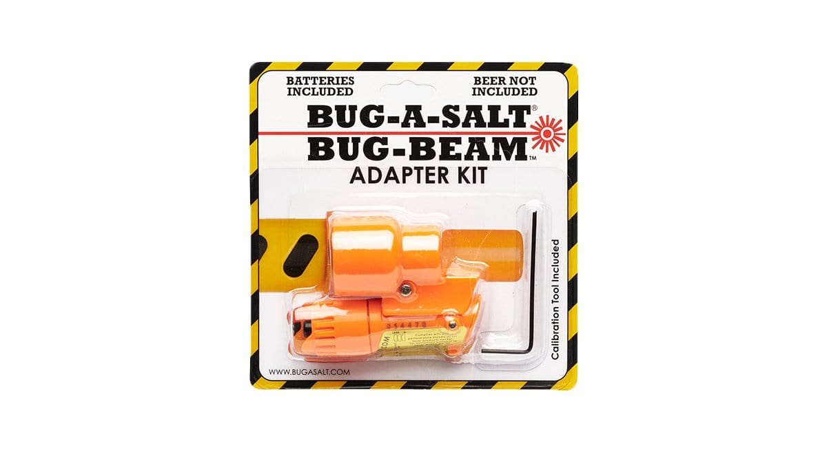 Yellow 2.0 + Pink Camofly  - Bug-Beam Buddy Deal (2 Guns + 2 Beams!)