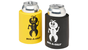 BUG-A-SALT BEER KOOZIE