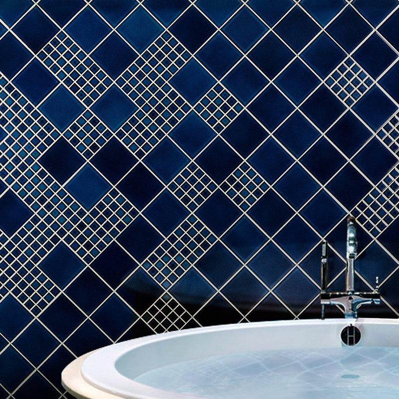 Biyusai Sample - Raven - Europe's Japanese Tile Specialist