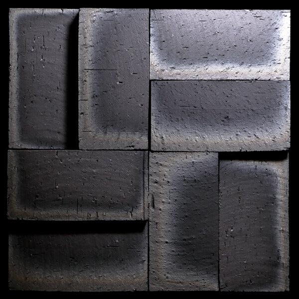 Kasuri Uneven Wall Tile Sample