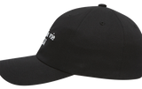 ADLV BASIC BASEBALL CAP BLACK