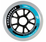 UnderCover Grey 100mm Wheels