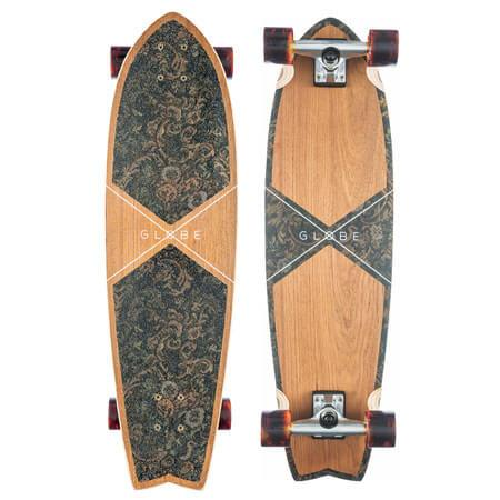 "Globe Chromantic 33"" Cruiserboard"