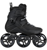 Powerslide Swell Triple Black 110 Trinity Skates