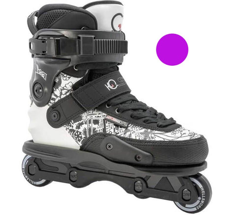 Seba CJ 2 Pro Model Aggressive Skates