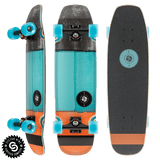 "Sector 9 Sand Shark 28.5"" Cruiserboard"