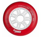 Powerslide Spinner 100mm Wheels