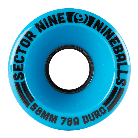 Sector 9 Nine Balls 58mm Wheels