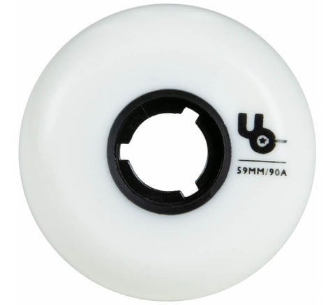 UnderCover Team Blank 59mm Wheels