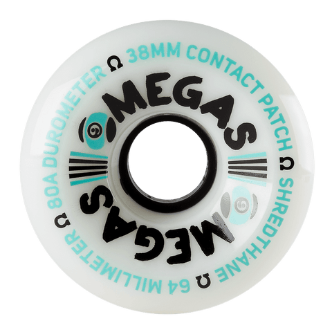 Sector 9 Omegas 64mm Wheels