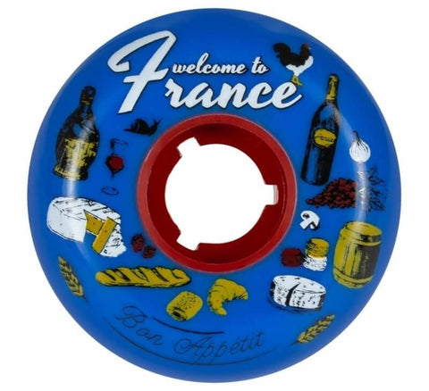 UnderCover Roman Abrate Foodie Wheels 60mm