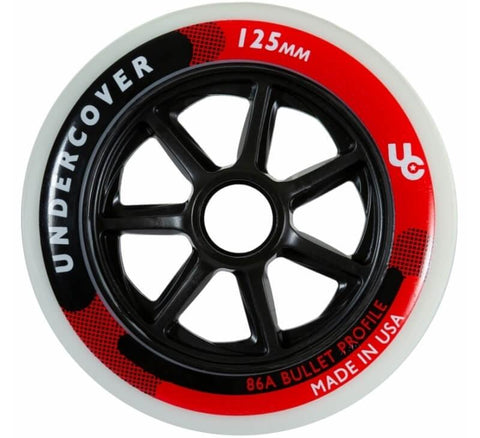 UnderCover Nat Black 125mm Wheels