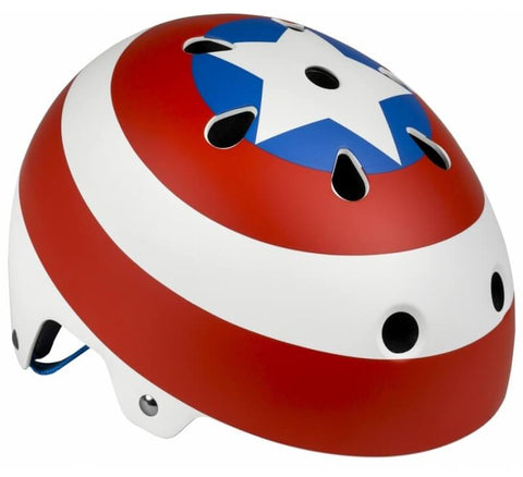 Powerslide Allround Marvel Kids Helmet