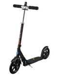 Micro Black Deluxe Scooter