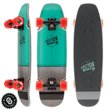 "Sector 9 Bat Ray 26.25"" Cruiserboard"