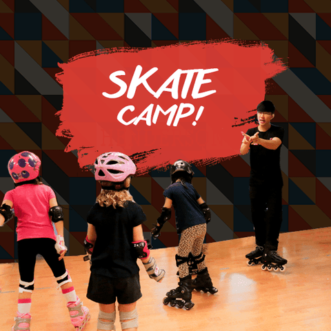 Ang Mo Kio Indoor Skate Camp