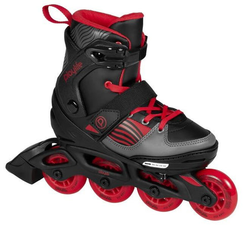 Powerslide Playlife Dark Breeze Kids Skates