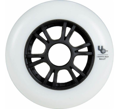 UnderCover Team Blank 100mm Wheels