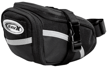 RavX Classic X Medium Saddle Bag