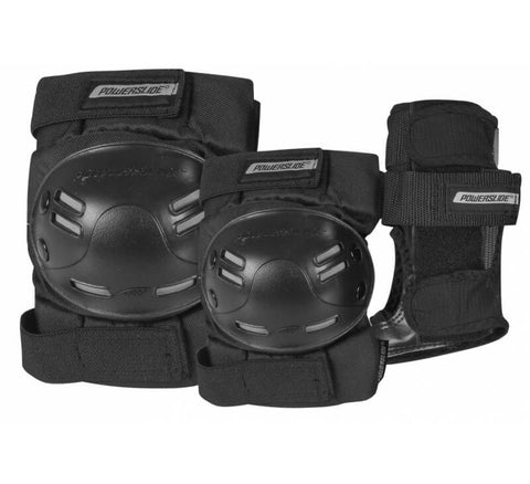 Powerslide Standard Adult Gear Tri-Pack Set