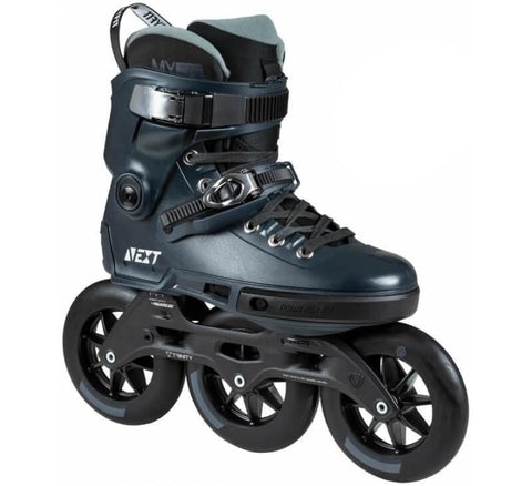 Powerslide Next Megacruiser 125 Navy Skates