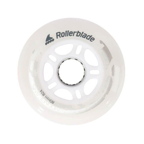 Rollerblade Moonbeams LED 80mm Wheels