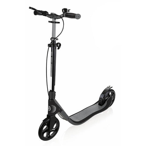 Globber One NL205 Deluxe Charcoal Grey Scooter