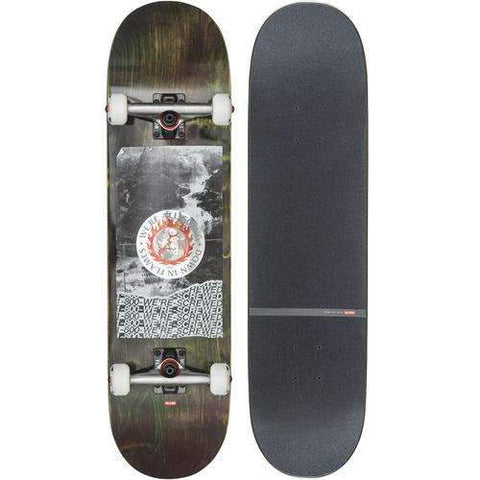 "Globe G2 In Flames 8"" Skateboard"