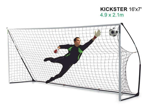 "Quick Play Kickster Academy 16x7"" Goal Post"