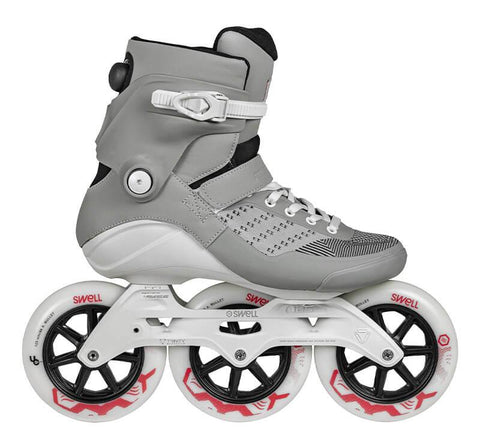 Powerslide Swell City Grey 125 Trinity Skates