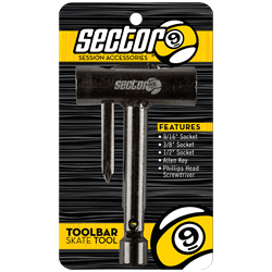 Sector 9 Toolbar Skate Tool