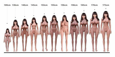 How to Choose A Love Doll By Height?
