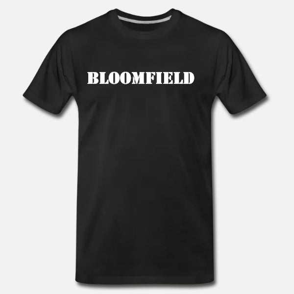 Bloomfield Tee - Black/White