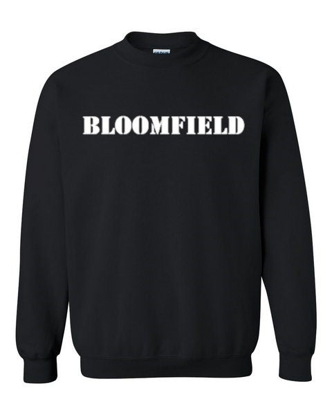 Bloomfield Crew - Black/White