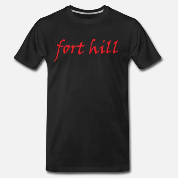 Fort Hill - Black/Red