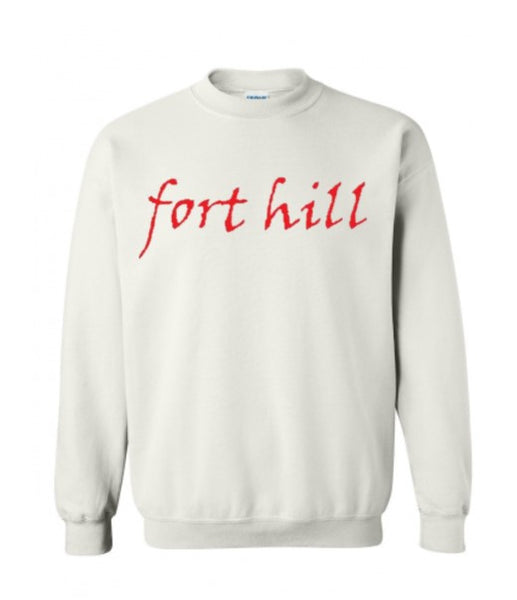 Fort Hill Crew - White/Red