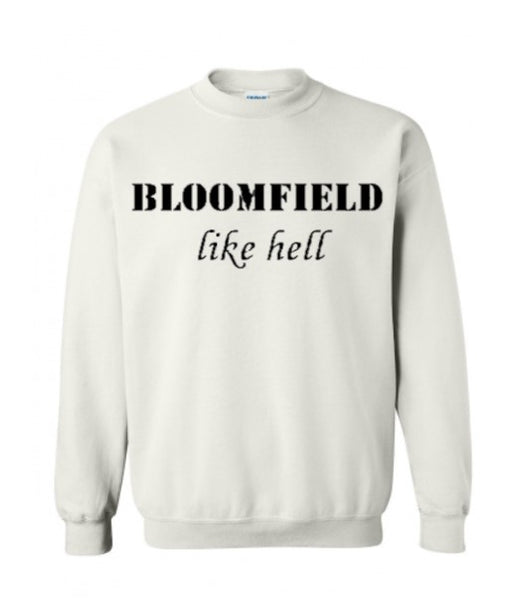 Like Hell Crew - White/Black