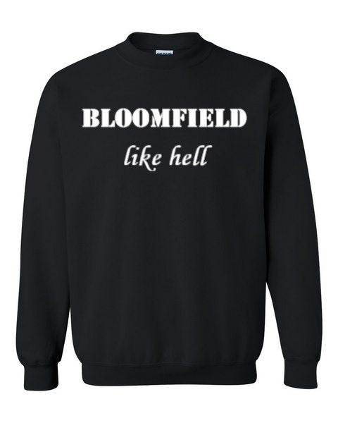 Like Hell Crew - Black/White