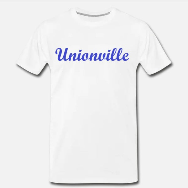 Unionville - White/Blue